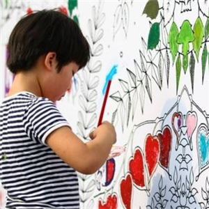 星火未来少儿艺术培训色彩