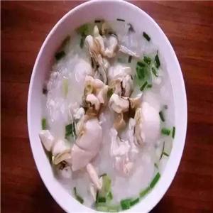 湛江海鮮沙螺粥美味