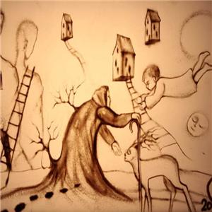 西蒙诺娃少儿艺术沙画教育