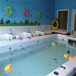 游乐慧婴儿游泳馆教育