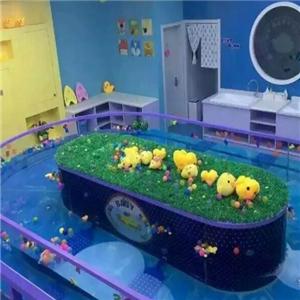 游乐慧婴儿游泳馆加盟