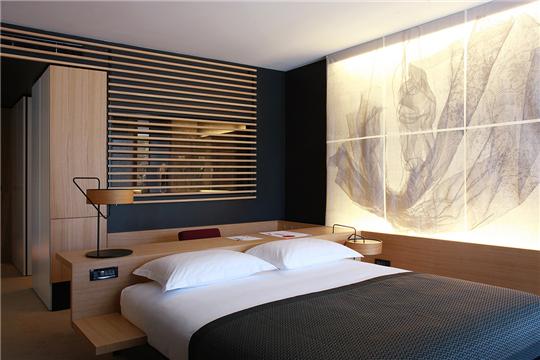 花盛酒店房間