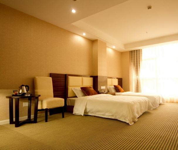 福臨大酒店房間