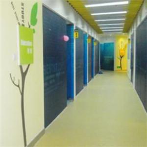 龙泽教育培训中心室内
