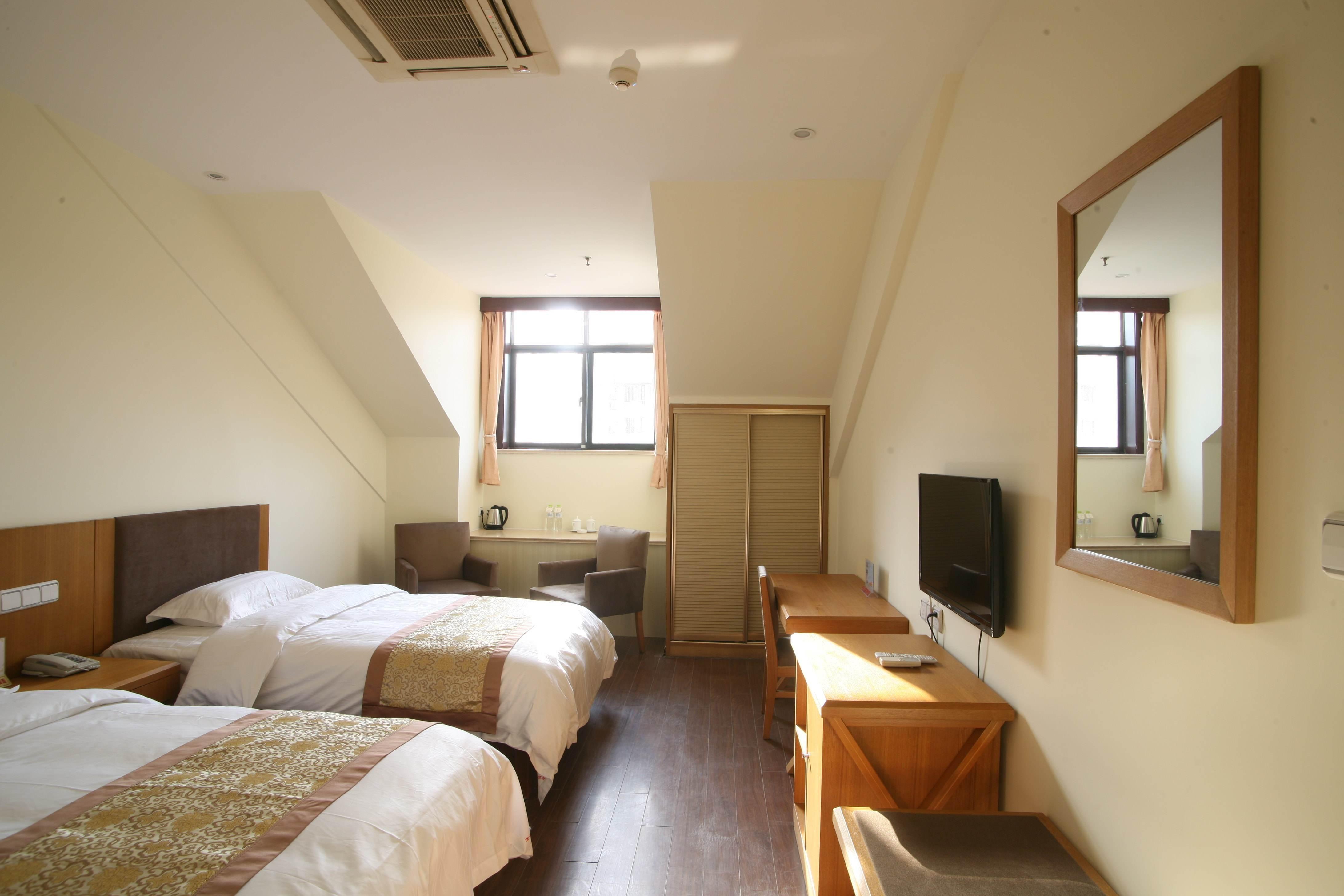 金海商务宾馆温馨房