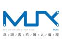 MUSK马斯客机器人编程品牌logo