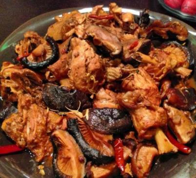 兰姐鸡煲地道广州味入味