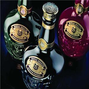 礼炮威士忌洋酒