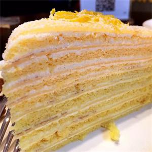 女皇之吻千层蛋糕专门特点