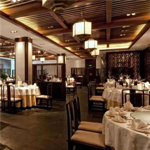 天河大厦中餐厅大堂