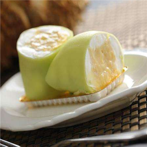 啪果森榴莲甜品美味