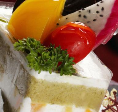 卡蜜坊水果蛋糕