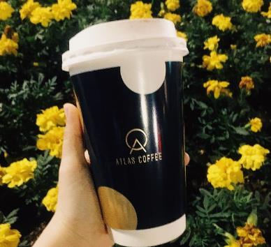 ATLASCoffee寰圖咖啡大杯