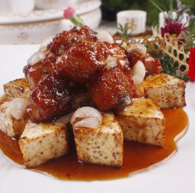广州塔筷子荟餐厅美味