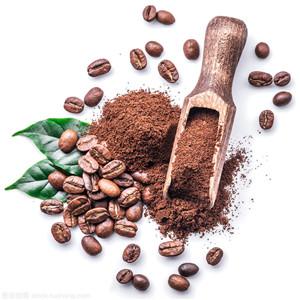 葉子咖啡材料