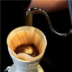 葉子咖啡沖泡