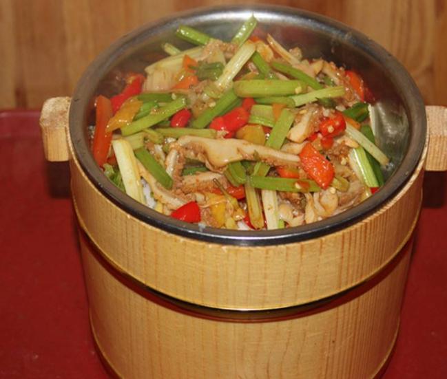 香南木桶饭