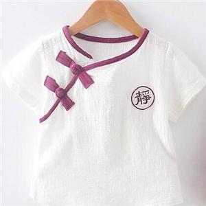 棉麻童装品牌