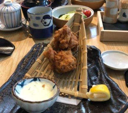 金泽居酒屋炸鸡