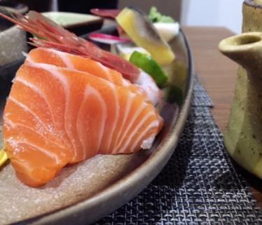 别院寿司日本料理三文鱼