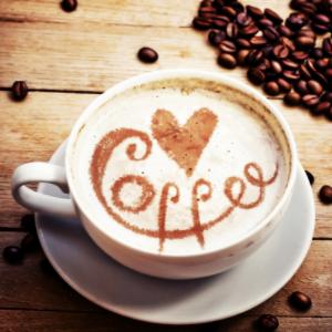 未名咖啡味美