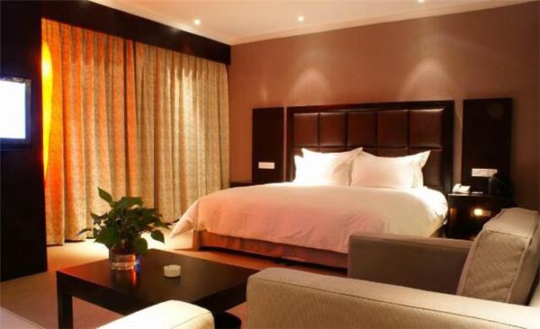 链客酒店大床房