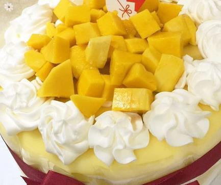 懒得崩溃甜甜屋蛋糕