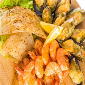 权馆马拉风味简餐&海鲜烧烤经典