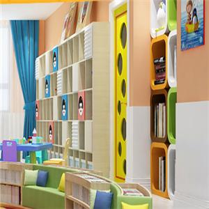 克蕾儿宝贝学院书架