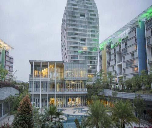 香雪国际酒店公寓整体