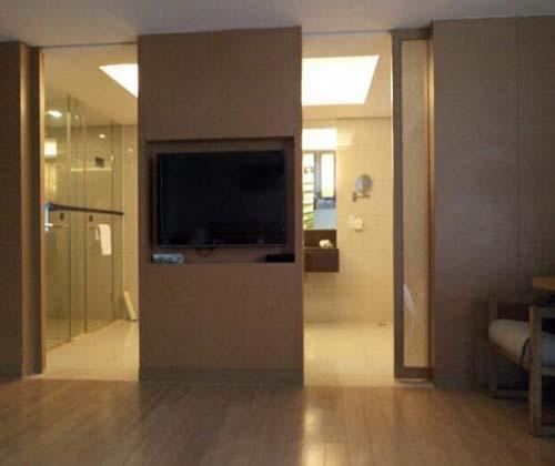 香雪国际酒店公寓大厅