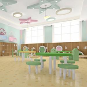 西蒙教育教室