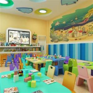 东兴幼儿园教室
