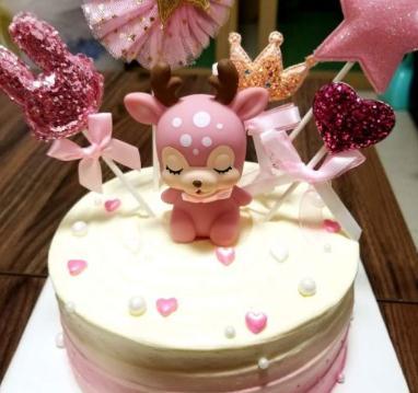BunnyChef兔子师傅私房蛋糕粉色系