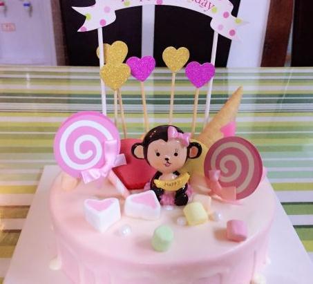 BunnyChef兔子师傅私房蛋糕棒棒糖