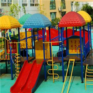 小森林幼儿园环境