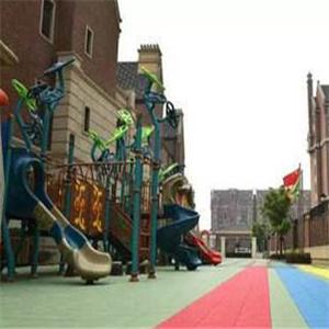 南园幼儿园环境