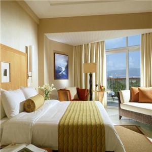 豪生国际酒店房间