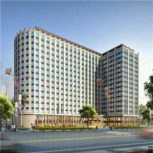 豪生国际酒店大楼