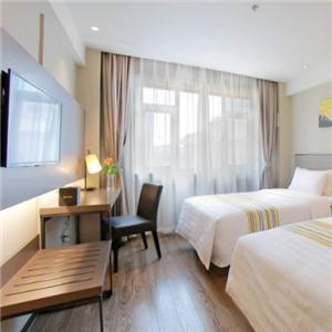新港国际大酒店房间