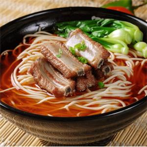 重庆老面馆美味