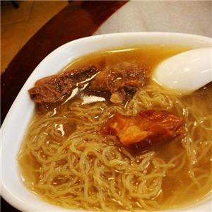 鑫记传统竹升面勺子