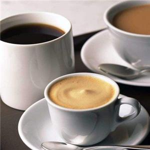 星辰咖啡白色