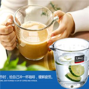 Libbey利比奶茶杯