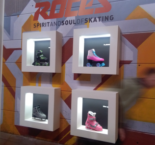 ROCES乐喜士滑轮鞋/旱冰鞋/溜冰/轮滑门店5