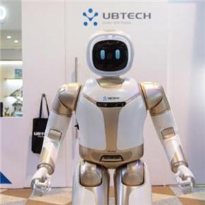 优必选智能机器人品牌