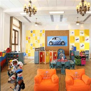 BIK英国国际幼儿园教室