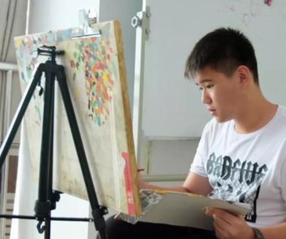 鸿鹄岭美术教育学习