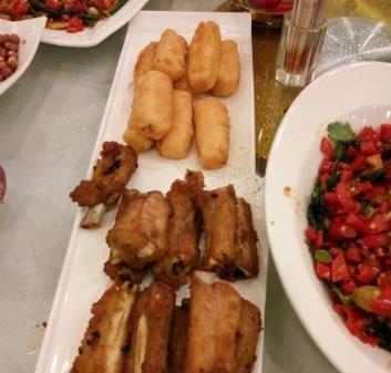 奥米茄大酒店菜品