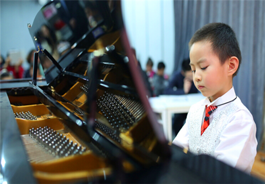 琴巢钢琴教育学习